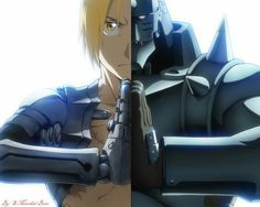 The Elric Brothers