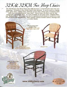 Hickory Spoke Back Dining Chair $542  Other  Pinterest Custom Hickory Dining Room Chairs Decorating Inspiration