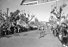 Fiorenzo Magni wins a stage 1955.