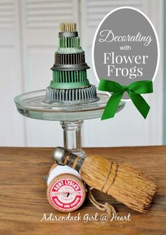 Decorating with frogs