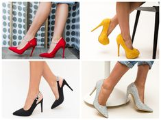 Louboutin Pumps, Christian Louboutin, Stiletto Heels, Mai, Shoes, Fashion, Moda, Zapatos, Shoes Outlet