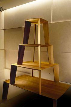 Ladder Bookcase, Bedrooms, Shelves, Chair, Furniture, Design, Home Decor, Shelving, Decoration Home