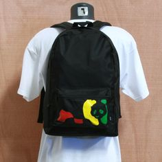 $40 Enjoi Panda Black Backpack