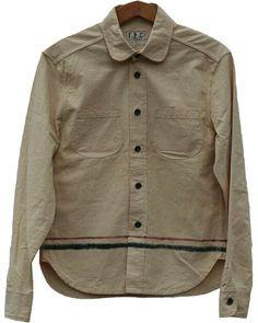 Khaki Shirt | Military | Utility
