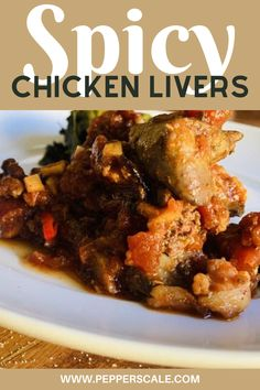What's so great about these spicy chicken livers? First, chicken livers are exceptional value for money. Just like, say, good quality (and also pretty humble) tinned sardines. With both, you get masses of flavor for very little outlay.  #periperichickenlivers #periperichickenliversrecipe #periperichickenliversrecipes #periperpeppers #periperisauce Nando's Chicken, Peri Peri Chicken, Chicken Satay, Chicken Livers, Chipotle Recipes, Liver Recipes, Meat Recipes, Mexican Food Recipes, Spicy Steak