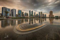 Good Evening #Doha #Qatar @alialnaimi