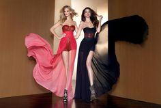 Sexy Strapless Sequin Chiffon Prom Dress  $190.99 Prom Dresses