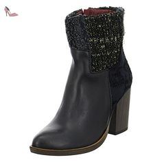 DESIGUAL - Femme low boot noire black sheep folk 41 noir - Chaussures desigual (*Partner-Link)