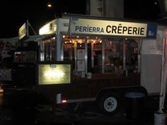 This link shows different food carts in Portland. This crepe cart is awesome! Mmmm :) Can't wait to go back.