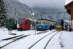 Crossover Episodes, St Denis, Swiss Railways, Bahn, Snow, Photos, Paths, Iron, Locomotive