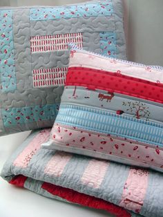 All Things Equal Quilt ~ the plaid scottie