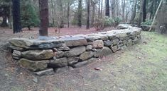 Services Portfolio - Christopher Smith Cape Cod Masonry Christopher Smith, Stacked Stone Walls, Stone Steps, Dry Stone, Rock Wall, Cape Cod, Bouldering, Stepping Stones, Gardening