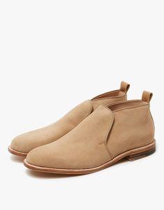 Morris Slip-On Chukka Boot