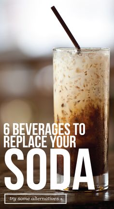 Replace soda with these drinks and kick the habit for good!
