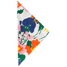 It's a scarf! It's a handkerchief! No, It's super napkin!!