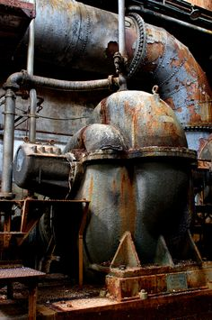 dkphotogroup - Photographs - still generating Abandoned Buildings, Abandoned Places, Abandoned Factory, Industrial Machinery, Ghost In The Machine, Rust In Peace, Industrial Architecture, Ex Machina, Industrial Photography