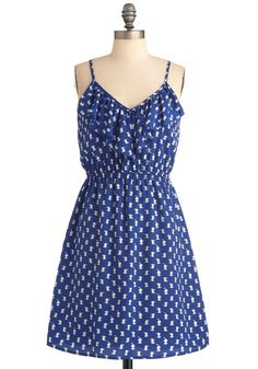 Meet Me at Sunset Dress in Smitten Kitten- modcloth