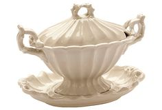 Ironstone Tureen on OneKingsLane.com