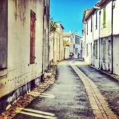 La Couarde-sur-Mer à Poitou-Charentes