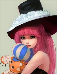 - - Perhona - One Piece - -