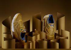 c40bf3bd4e88b0 Sneakers Magazine on Behance Sneakers Nike