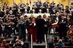 Photo+of+Annual+Performance+of+Handel's+Messiah+by+anonymous