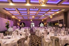 Brand new banqueting room at the Portlaoise Heritage hotel