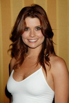 Why does Joanna Garcia look better now than she did on 'Reba' years ago...?