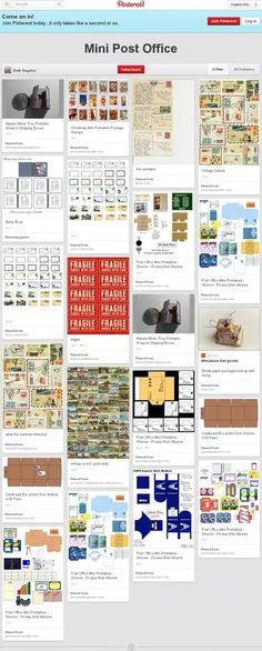miniature web albums - Google Search