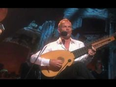 "Sting & Edin Karamazov (Lute) - Come Again.  John Dowland (1563-1626)  ""whose heavenly touch upon the lute doth ravish human sense""http://www.annabelchaffer.com/"
