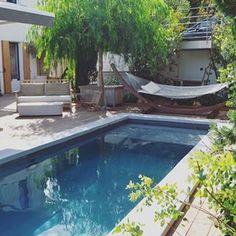 Claire 🌿 Slowgarden (@myslowgarden) • Photos et vidéos Instagram Terraces, Swimming Pools, Water, Outdoor Decor, Photos, Instagram, Home Decor, Plunge Pool, Architecture