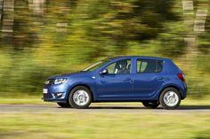 Dacia Sandero cu un design nou!