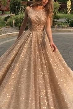 New Golden Patchwork Sequin Grenadine Draped Cut Out Backless Round Neck Sleeveless Elegant Maxi Dress Elegant Maxi Dress, Boho Dress, Evening Dresses, Formal Dresses, Wedding Dresses, Sparkly Dresses, Sequin Prom Dresses, Chiffon Dresses, Lace Chiffon