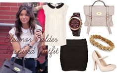 Eleanor Calder Inspired Outfit, created by abbytamase on Polyvore