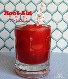 Kool-Aid Slushie from Blissful Roots