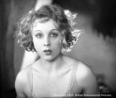 Anny Ondra as Alice White - Blackmail, 1929 Alfred Hitchcock, Best Director, Film Director, Alice White, Sound Film, Sandra Dee, Fritz Lang, Eliza Dushku, Cool Blonde