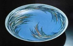 Iro Nabeshima Ware (Arita Ware) by Imaemon Imaizumi-XII Ceramic Plates, Decorative Plates, Turning Japanese, Edo Period, Kintsugi, Japanese Pottery, Porcelain Vase, Chinoiserie, Fused Glass