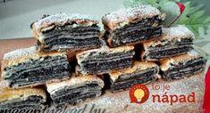 Recept: A bejgli mellé még vállaljunk be egy ilyet! Fruit Recipes, Desert Recipes, Sweet Recipes, Cake Recipes, Hungarian Desserts, Hungarian Recipes, Pastry Recipes, Cooking Recipes, Good Food