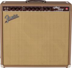 Vibro-King® 20th Anniversary Edition | Guitar Amplifiers | Fender® Amplifiers