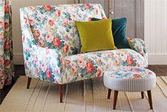 Tecidos Sanderson, colecção Vintage 2 Prints. À venda na Nova Decorativa! #decoração #tecidos #homedecor #fabrics #Sanderson