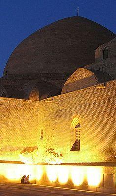 http://iran.mycityportal.net - Kaboud Mosque, Iran