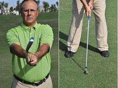I'll often ask folks who come to my practice tee if they could master anything about the golf swing, what would it be. Few mention the golf club face. Chipping Tips, Golf Chipping, Golf Score, Golf Putting Tips, Club Face, Golf Instruction, Driving Tips, Golf Exercises, Golf Training