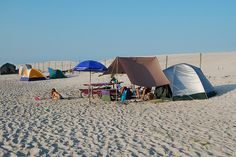 Assateague Island Camping !