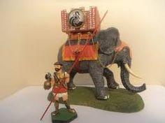 Image result for 54mm war elephant