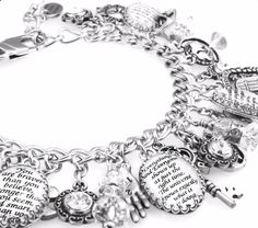 My jewelry store features handmade jewelry, charm bracelets, necklaces…