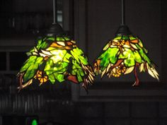 111 Best Stain Glass Lamp Shades Images Glass Art Stained Glass