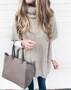 Check this - sweater poncho and the 5 Fall shoes 2017 you NEED!
