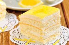 Încearcă reţeta de foi cu cremă de lămâie pentru un desert simplu, gustos şi răcoros