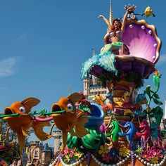 New Parade at Magic Kingdom