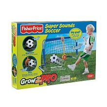 Fisher-Price Grow to Pro Super Sounds Soccer $45